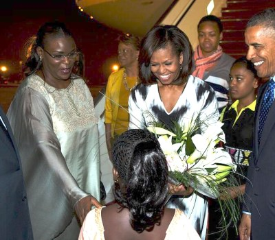 President Obama Visits Senegal