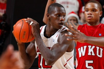Gorgui Dieng, F, Université de Louisville La sélection de Dieng le désignera comme pionnier de l'Académie des Sports pour l'éducation et le développement économique au Sénégal (SEEDS). S'il est sélectionné - il sera projeté au premier tour - Dieng sera le premier joueur de SEEDS dans la NBA.