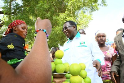 L'opposant Soumaïla Cissé