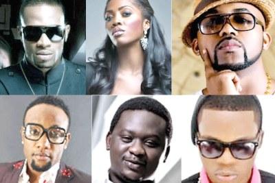 Nigerian Music Stars