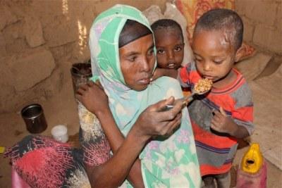 Les données relatives à la faim doivent prendre en compte les femmes