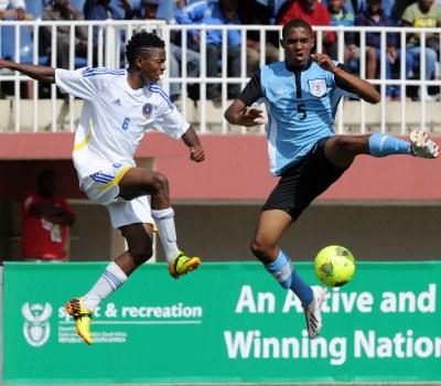 Thrilling Botswana vs. Swaziland U20 Opener