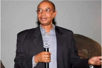Rwanda fugitive and former Spy Patrick Karegeya (file photo).