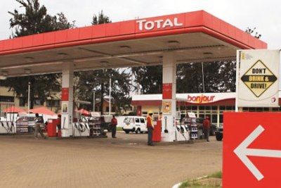 Total Kenya (file photo).