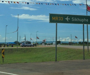 Swaziland Unveils New Airport