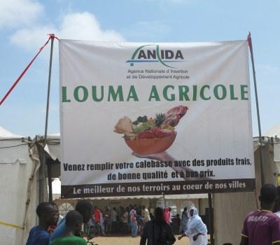 Louma Agricole de Dakar