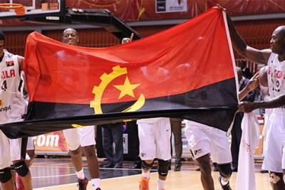 L'Angola a validé son ticket pour la prochaine Coupe du monde de basket prévue en 2019 en Chine