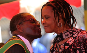 South Africa Issues Arrest Warrant for Grace Mugabe