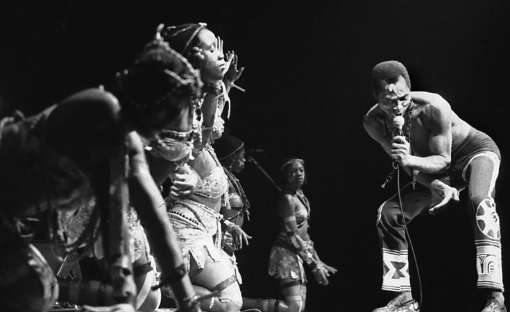 Nigeria: Femi Kuti: I Didn't Want To Be Fela or Live Fela's