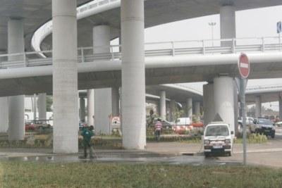 Pont Henri Konan Bédié à Abidjan