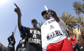 Les candidats face à la société civile sénégalaise