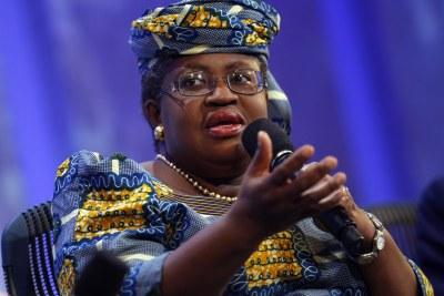 Finance Minister, Ngozi Okonjo-Iweala.