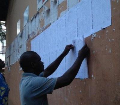 Législatives au Bénin