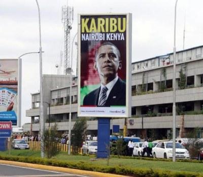Welcome to Kenya, President Obama