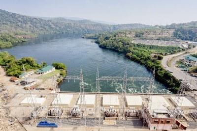 Le barrage de Kaleta