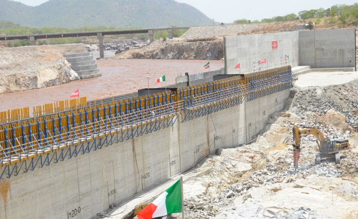 USA to keep working with Egypt, Ethiopia, Sudan on Blue Nile dam