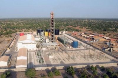Centrale électrique de Tobène réalisé par MAN Diesel & Turbo