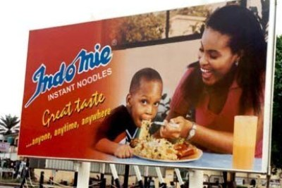 Noodles are an increasingly popular food in Nigeria and Dufil Prima Foods are the manufacturers of Indomie instant noodles. The company's $50 million Kaduna factory is the largest noodle factory in Africa and is expected to employ over 25,000 Nigerians.
