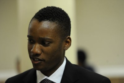 Duduzane Zuma (file photo).