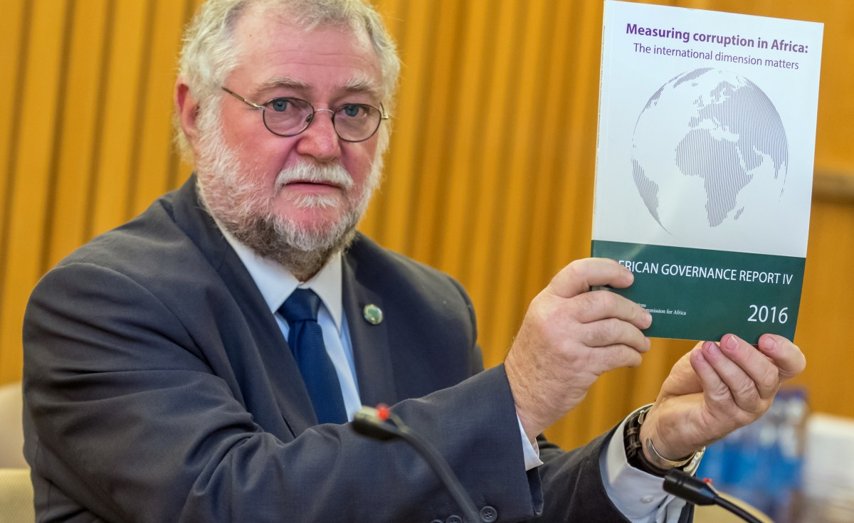 How to Do Better - ECA Report on Measuring Combating Corruption