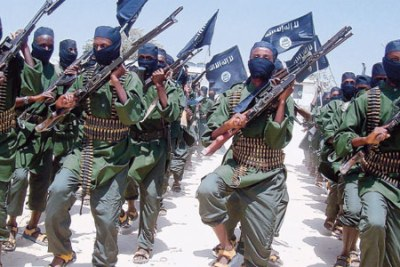 Al-Shabaab (file photo).