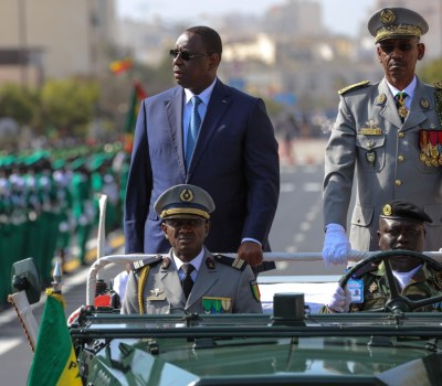 Fête de l'Indépendance du Sénégal en 2016