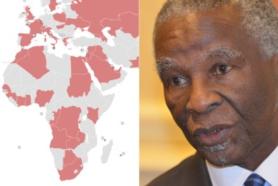 African countries named in the Panama papers: The