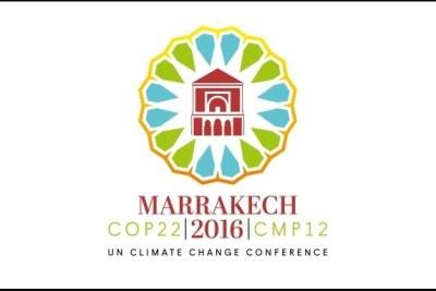 LOGO COP 22 MAROC