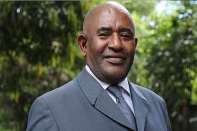 Azali Assoumani Président des Comores