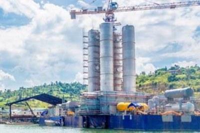 La capacité de production du projet KivuWatt est de 25 MW soit un 1/6e de la capacité totale du Rwanda