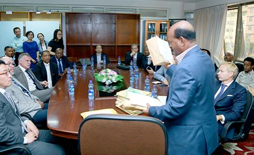 Ethiopia forex crisis