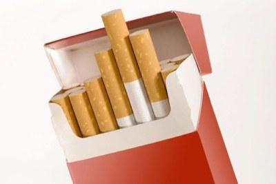 A  tobacco pack (file photo).