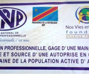 Randgold CEO Brings Hope and Assistance to Former Child Soldiers and Survivors of Sexual Violence in DRC