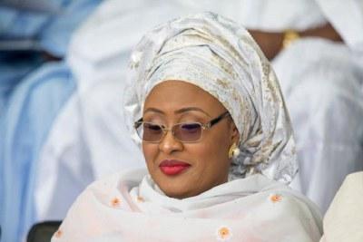 Aisha Buhari.
