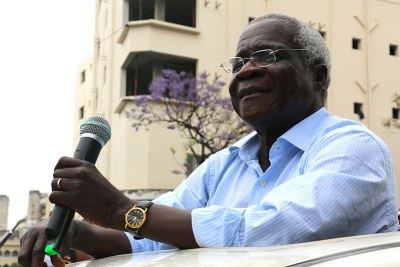 The late Afonso Dhlakama (file photo).