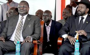 Salva Kiir et Riek Machar se rencontrent en Ethiopie
