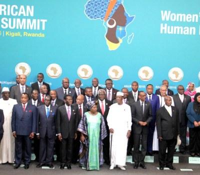 27eme Commission de l'Union Africaine 2016