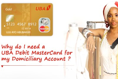MasterCard and UBA are partnering across the 19 African countries in which UBA currently operates: Nigeria, Benin, Burkina Faso, Cameroon, Chad, Cote D'Ivoire, Democratic Republic of Congo, Equatorial Guinea, Ghana, Gabon, Guinea, Guinea-Bissau, Kenya, Liberia, Mozambique, Republic of Congo, Senegal, Sierra Leone, Tanzania, Uganda and Zambia.
