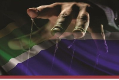 Title image of the State of Capture report by the Public Protector.