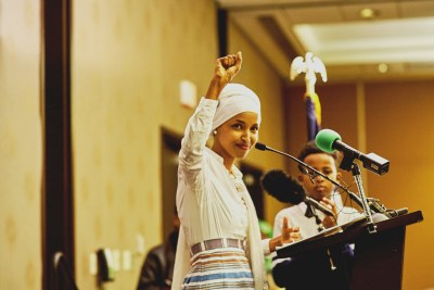 Somali-American Ilhan Omar has been declared the winner in the race for State Representative in District 60B in the U.S. elections.