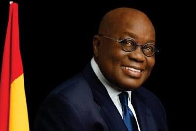 Nana Addo Dankwa Akufo-Addo, nouveau président du Ghana