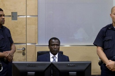 LRA's Dominic Ongwen on trial at ICC.