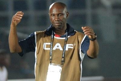 Florent Ibenge RDC).