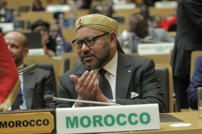 S.M le Roi Mohammed VI du Maroc