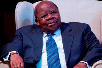L'ex-président Tanzanien Benjamin Mkapa mène la marche vers la paix au Burundi.