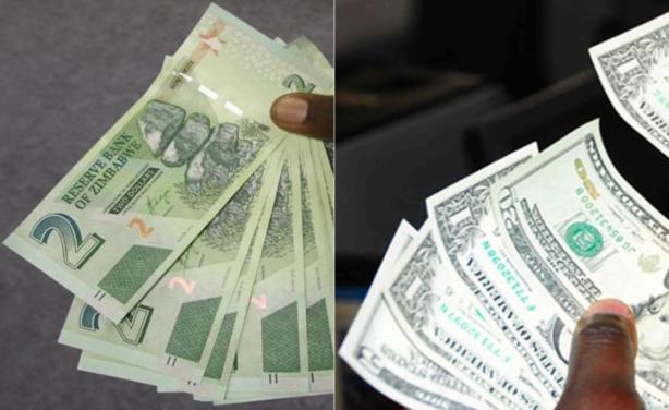 Photo Allafrica Zimbabwe S Bond Notes And U Dollar