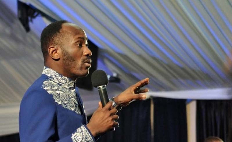 Image result for Apostle Suleman Spits Fire,