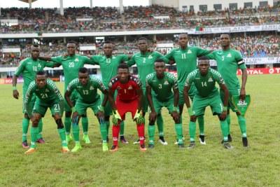 Equipe nationale de la Zambie U20