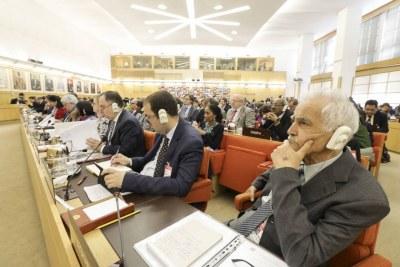 La 156ème session du Conseil de la FAO se déroule du 24 au 28 avril 2017.