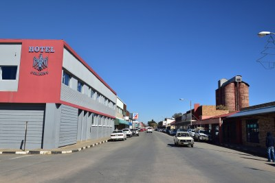 Coligny, North West, South Africa (file photo).